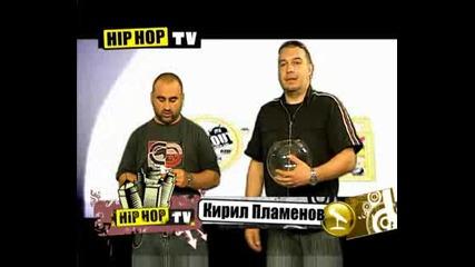 Teglene na Tombola v efira na Hip Hop Tv za J - ro & Phat Phillie