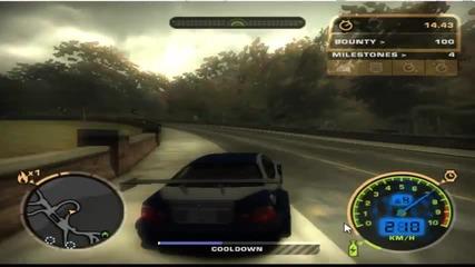 Nfsmw Malko Drive + Bqgane ot Kukitee + 1 Hvashtane ;d