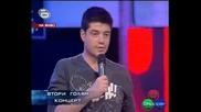Music Idol 2 Поведението На Иван От Кастингите До Сега (PQ)