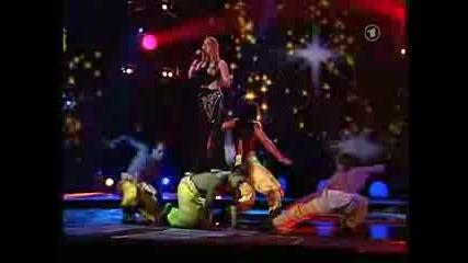 Юлия Савичева - Belive Me(eurovision(live))