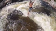 Летен Cliff Jumping