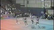 4 Mens akrobati