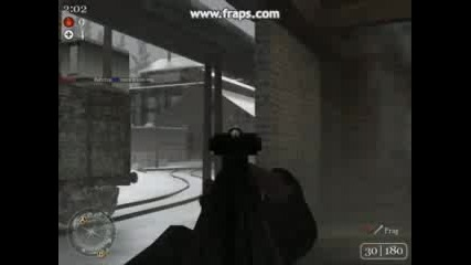 Call of Duty 2 Online