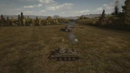 World of Tanks - Medium Tanks Trailer - Pc
