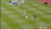 Стоук Сити 1:1 Арсенал
