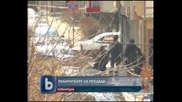 Похитителят на Инвестбанк в Сливен се предаде