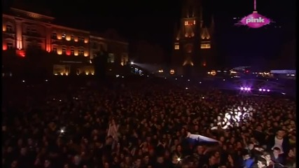Ceca - Sta je to u tvojim venama - (LIVE) - Novi Sad - (Tv Pink 2015)