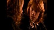 Хари Потър - On Fire (Рон/Хърмаяни)