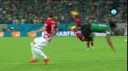 Хърватия загуби от Мексико с 1:3
