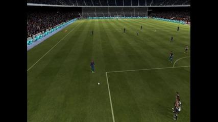Amazing Free Kick - Фифа 12