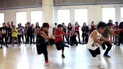 Worth It - Fifth Harmony ft Kid Ink Dance @mattsteffanina Choreography (begint Class)