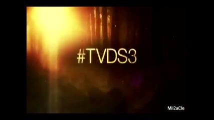 Нова забавна Делена сцена от сезон 3 на Tvd