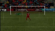 Manchester U - Liverpool Дузпи   Fifa 13