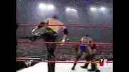 Kane And Underatker Vs Booker T And Test
