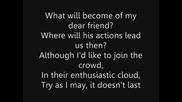 The Nightmare Before Christmas - Sally's Song' Lyrics*