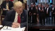 Тръмп: 'Оскарите са много тъжни'