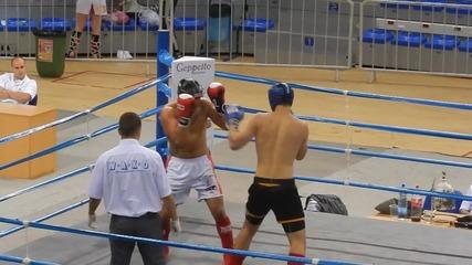 Александър Петров Рунд 1 Полуфинал