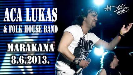 Aca Lukas - Bele ruze - (LIVE) - (Marakana 2013)