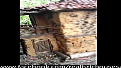 Къща макет (diorama realistic model of house)