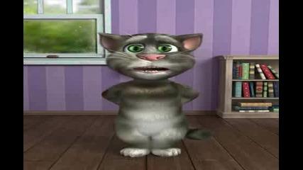 Котка пее Носа Носа ..!! - (смях)