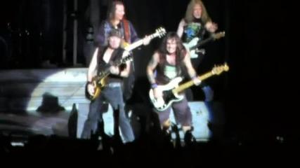 Iron Maiden - Live in Sydney, Australia 24 02 2011