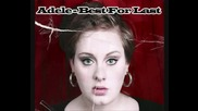 Adele - Best For Last