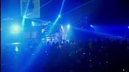 Adam Lambert - Sleepwalker (glam nation) live