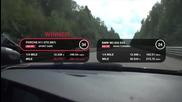 Porsche 911 Gt2 vs Bmw M3 Ess