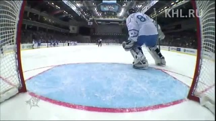 Как да измамиш вратар на хокей на лед