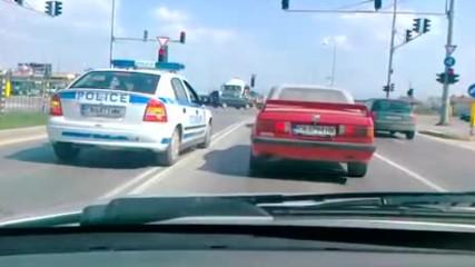 Ето как се кара BMW Turbo по булевард Сливница! А кажете какво заслужава тоя!