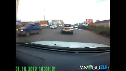 Fail!бягство от полицията завършва зле