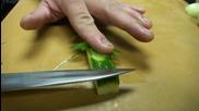 Бързи точни умения за рязане (гледайте до края)