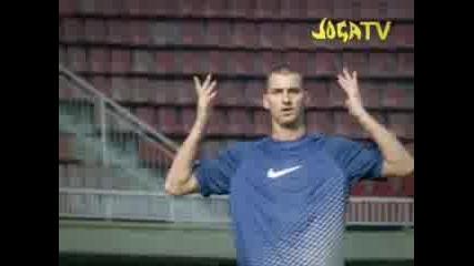 C.ronaldo Vs Zlatan Ibrahimovic