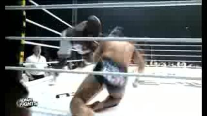 17.04.2010 : Gegard Mousasi vs. Muhammed * King Mo * Lawal