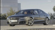 New 2014 Audi S8