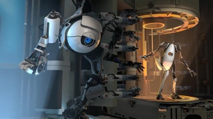 Portal 2 Co - Op Intro