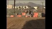 Nicky Hayden & Max Biaggi - Super Moto