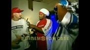 Eminem Mtv Hip Hop Headliners Backstage Passweek 2003