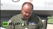 Lithuania: Presence of NATO troops sends 'very clear' message to aggressors - Gen. Breedlove