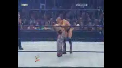 Wwe The Bash 2009 Rey Misteryo vs Chris Jericho 1/2 [part 4/18]