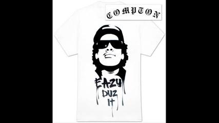 Eazy E - Nobody Move - [ Eazy Duz It 1988]