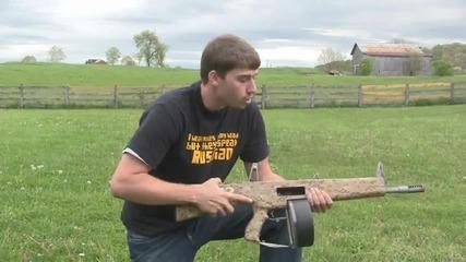 Aa-12 Fully Automatic Shotgun + Бг Превод [ Hd ]