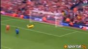 Вижте всички 168 гола на Стивън Джерард за Ливърпул