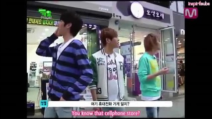 [engsub] Infinite Sesame Player [ep1] Part 2/5