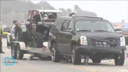 Bruce Jenner Sued for Wrongful Death in Car Crash