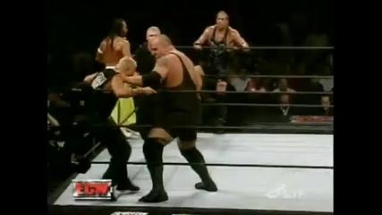 Ecw - Sabu, Rob Van Dam & Sandman vs. Big Show, Test & Matt Striker