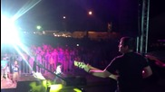 INDIRA RADIC & BEND HEROJI, 29. AVG. 2014, KONCERT LIVE, BU