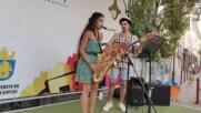 Марина и Велизар на БулевАрт в Бургас - 30 юли 2021