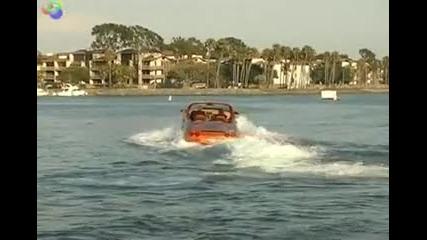 Кола - Лодка Water Car