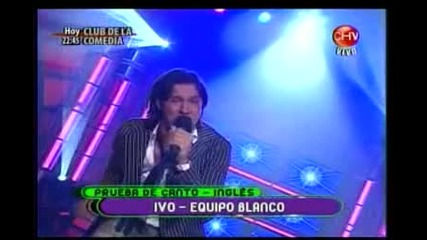 28.04.2010 Evailo - Angels In The Reality Show In Chile Yingo